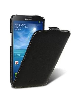 Кожаный чехол Melkco Jacka Type Samsung Galaxy Mega 6.3 (i9200)