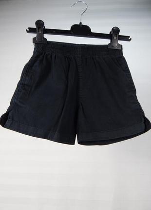 Хлопковые шорты для мальчика 3-4 лет