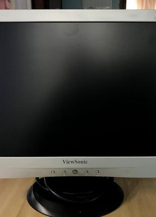 Монитор ViewSonic VA503m 15 дюймов формат 4:3 с встроенными динам