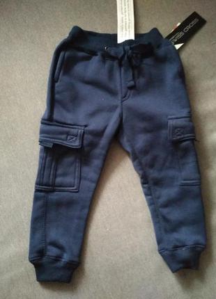 Новые теплые спортивные штаны swiss cross, сша, мальчику и дев...