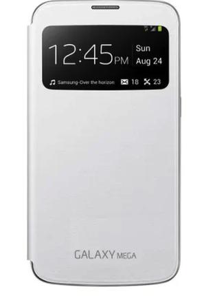 Чехол Samsung Galaxy Mega EF-CI920BWEGWW I9200 White