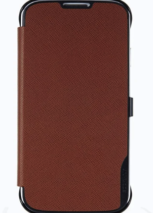 Чехол книжка Anymode Case для Samsung Galaxy S4 I9500-brown
