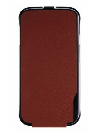Чехол-флип  Anymode Case для Samsung Galaxy S4 I9500-brown