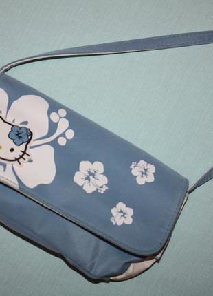 Детская сумочка хеллой китти ф.sanrio в отличном состоянии
