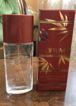 Флакон Yves Saint Laurent Opium