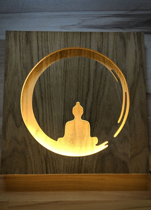 Панно(ночник) Дзен,Будда