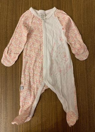 Одежда для новорождённых 56 размер