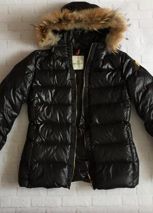 Жіноча куртка moncler женская куртка оригинал