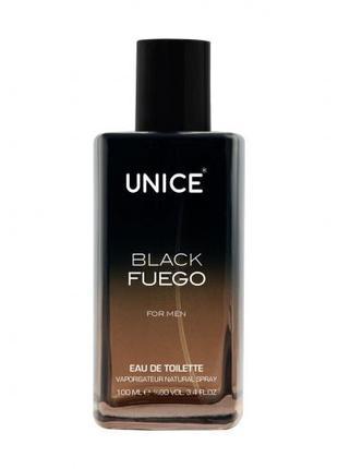 Мужская туалетная вода UNICE Fuego