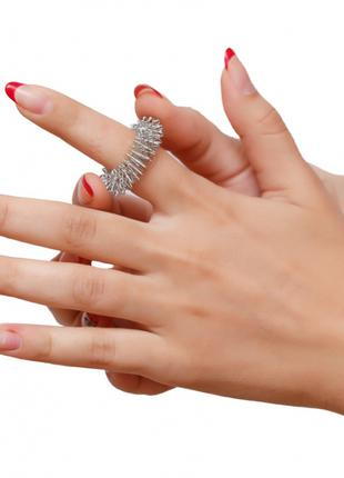 Массажное кольцо для пальца №3
