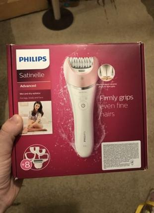 Эпилятор PHILIPS Satinelle Advanced BRE640/00
