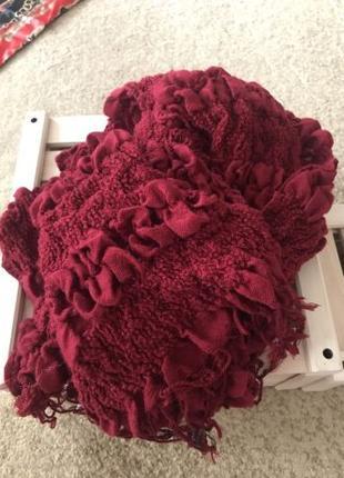 Платок шаль шарф
