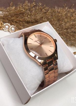 Часы Michael Kors (ROse Gold)