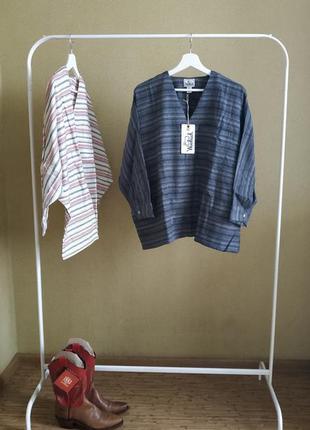 Woolrich (pendleton) эксклюзив! оверсайз рубашка(пончо/poncho)...