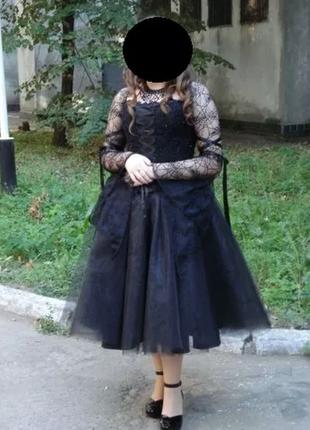 Выпускное вечернее платье на выпускной/праздник