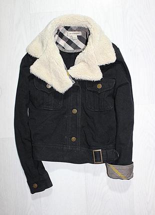 Куртка 5-6 burberry
