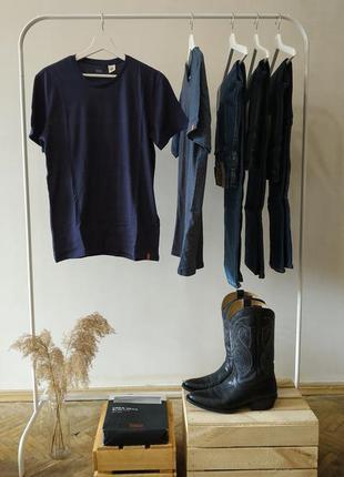 Levis slim fit crewneck tee shirt мужская футболка левис