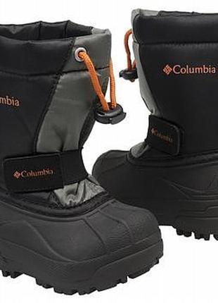 Сапоги зимние columbia