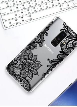 Чехол - бампер Samsung Galaxy A6 Plus 2018
