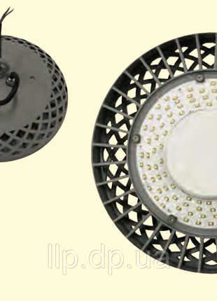 LED Светильник купольный LEBRON L-HB 150Вт 6200K 120° 13500Lm IP6