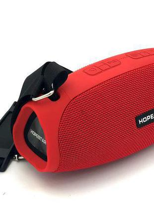 Колонка Bluetooth HOPESTAR H43 Red