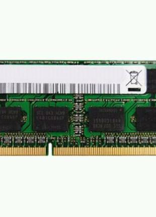 Модуль памяти для ноутбука SoDIMM DDR3 2GB 1600 MHz Golden Memory