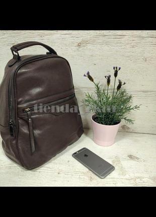 Городской вместительный рюкзак на два отделения от celiya asp8...