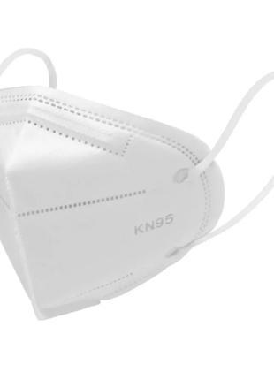 Медицинский респиратор KN95 ffp2 без клапана, маска защитная мног