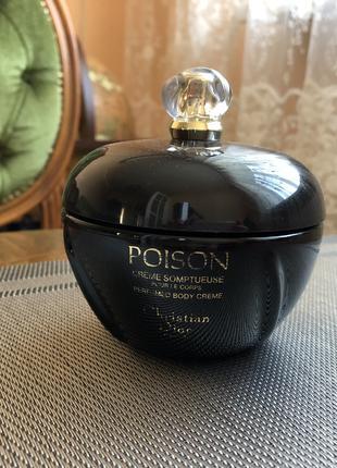 Флакон от косметики Christian Dior Poison