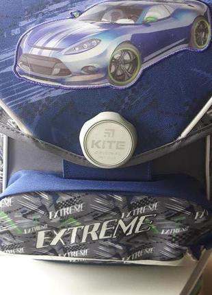 Новый школьный рюкзак каркасный Kite Education K18-579S-2