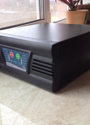 Источник бесперебойного питания LUXEON UPS-500ZY для котла ото...