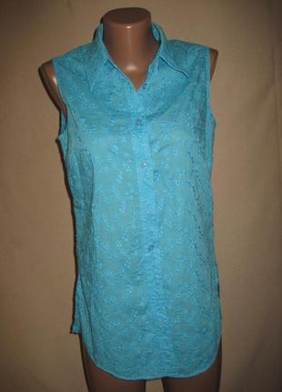 Блуза шитье спенсер р-р8