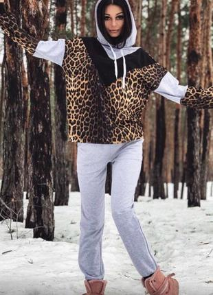 Тёплый костюм на флисе