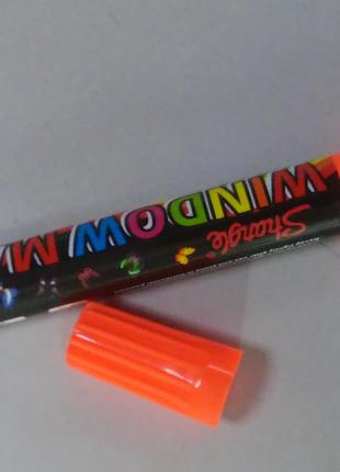 Меловые флюаресцентные маркеры - в наборе 8 цветов