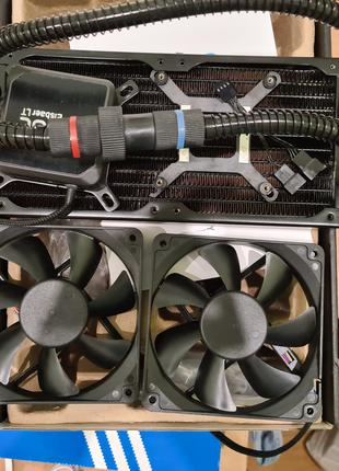 Водяное охлаждение CPU Alphacool LT 240