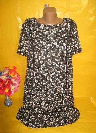 Очень красивое женское платье большого размера new look (нью л...