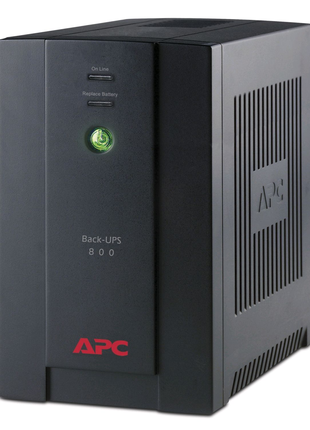 Источник бесперебойного питания APC Back-UPS 800VA