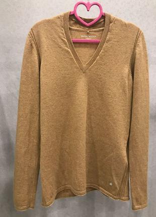 Кашемировый свитер пуловер Gerry Weber. Размер M, 38