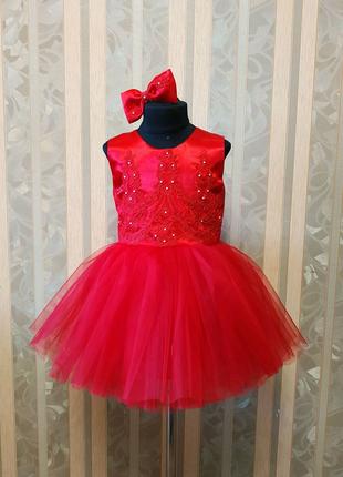 Продам авторское детские нарядное платье