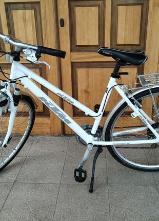 Велосипед КТМ белый  28 колеса Австрия