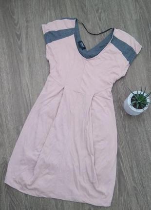 Трикотажное платье only, s-m