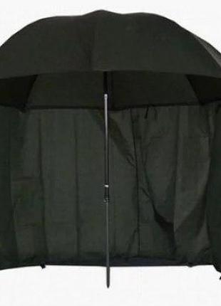 Зонт палатка для рыбалки окно d2.2м SF23817 Дубок Хаки/Зелёный