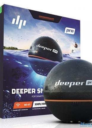 Эхолот Deeper Smart Sonar PRO Гарантия 12 месяцев!