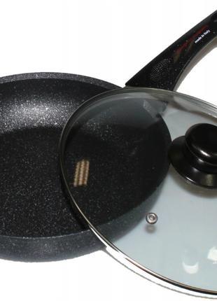 Алюминиевая сковорода с антипригарным покрытием Frying Pan Wimpex