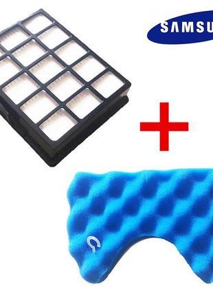Комплект из двух фильтров для пылесоса Samsung SC65.., SC66.. DJ9