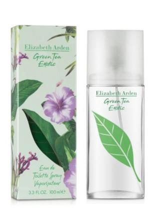 Elizabeth arden green tea exotic parfumee spray