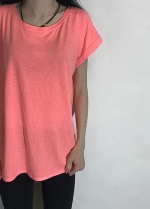 Женская яркая футболка george (джордж м-лрр)