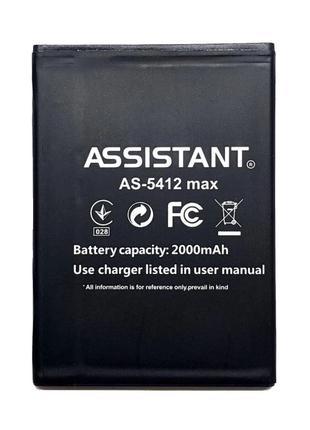 Assistant AS-5412 AS-5421 Акумулятор Батарея Батарейка акб