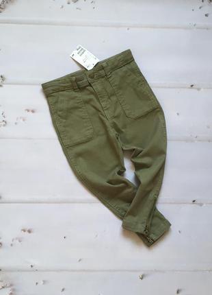 Стильные джинсы h&m, 4-5 лет (110 см).