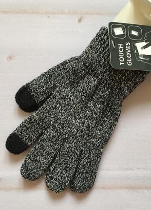 Сенсорные перчатки для детей, touch screen. польша.